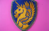 US ARMY PATCH 13th AIRBORNE DIVISON EUROPE FRONT