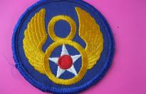 8th US AIR FORCE PATCH