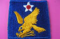 2nd US AIR FORCE PATCH