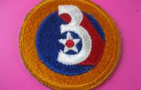 3rd US AIR FORCE PATCH
