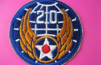 20th US AIR FORCE PATCH