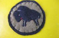 US ARMY PATCH 92nd INFANTRY DIVISION BUFFALO