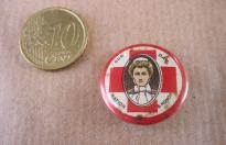 OUR DAY  NATION AND HONOR RED CROSS BRITISH PIN