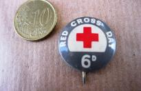 RED CROSS DAY COMMONWEALTH PIN