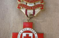 BRITISH RED CROSS MEDAL NAMED
