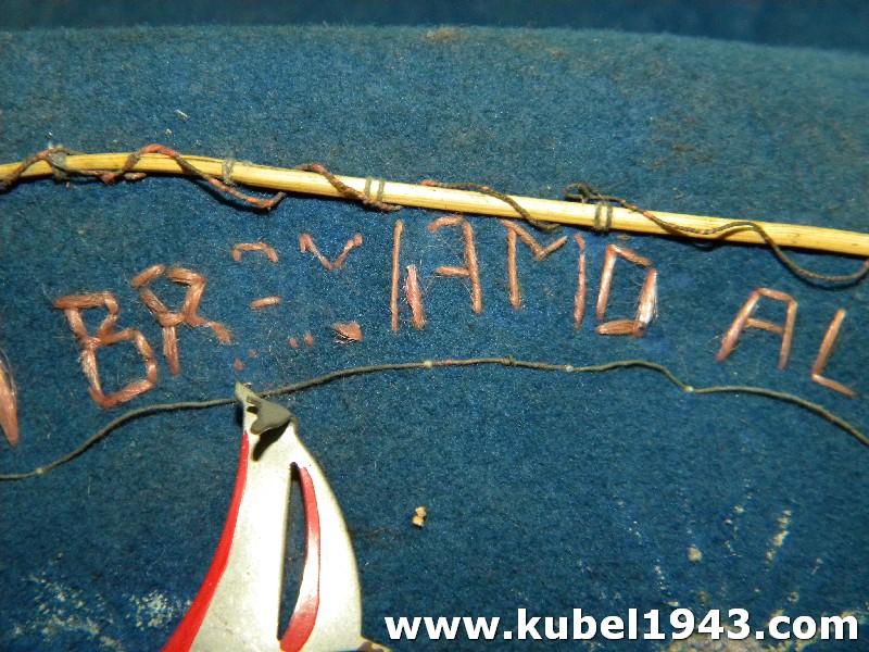 Simpatico copricapo goliardico del G.U.F. (giovani universitari fascisti)  n.69 5a95759fe500