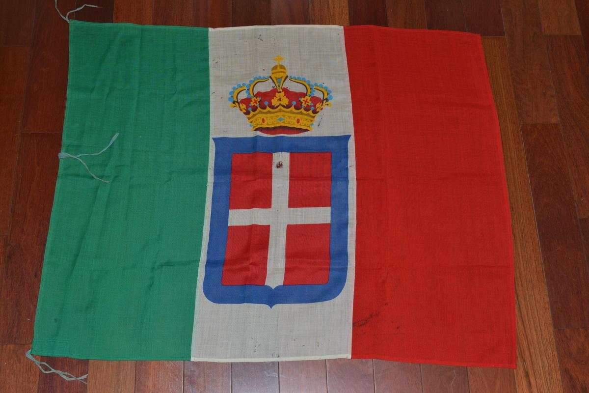 Bandiere rara ormai quasi introvabile for Bandiera di guerra italiana