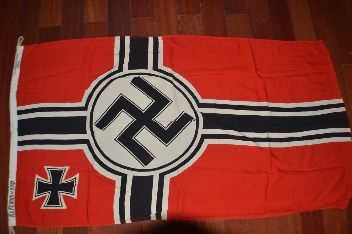 Bandiere spettacolare bandiera tedesca for Bandiera di guerra italiana
