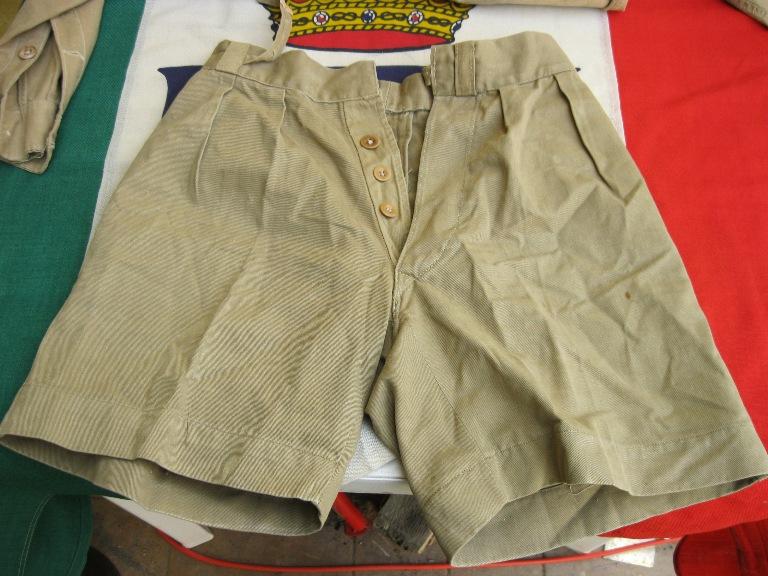 Uniformi - Completi - REGIO ESERCITO DEL SUD (1943-1945) - SAHARIANA ... 84d1fb924080