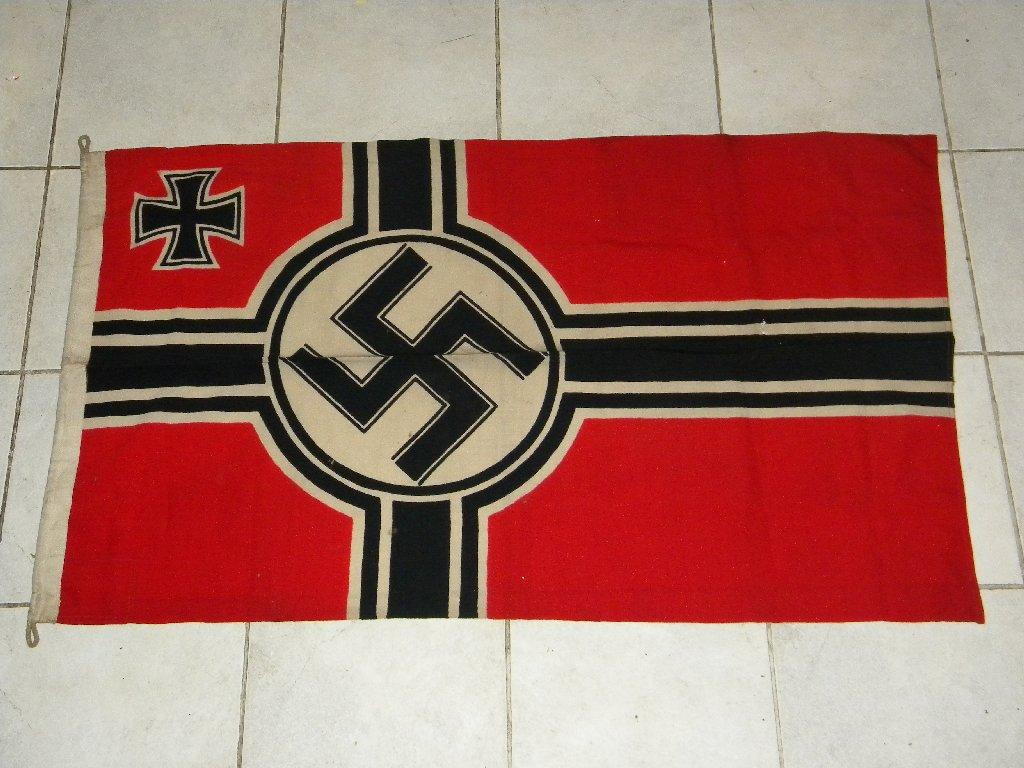 Bandiere stupenda bandiera tedesca kriegsmarine ww2 n 1 for Bandiera di guerra italiana